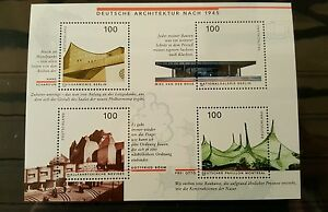 Germany-Federal-Frg-vintage-yearset-1997-Block-37-Mint-MNH-More-Sh-Shop