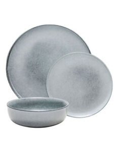 Salt&Pepper Relic Dinner Set - 12 Piece Set