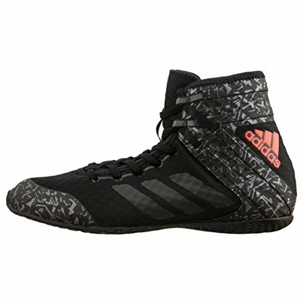 Adidas Performance Mens Speedex 16.1 City Pack Boxing shoes - Black