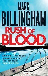Rush-of-Blood-Billingham-Mark-Very-Good-Book