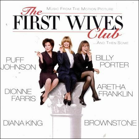 Original Soundtrack - The First Wives Club CD