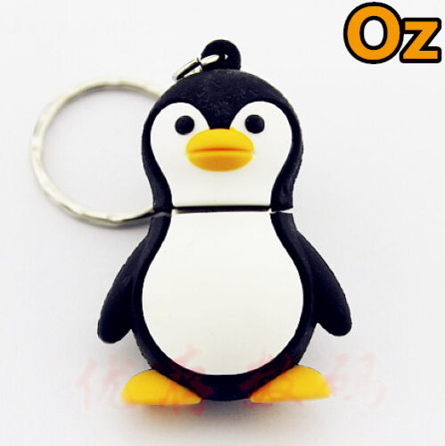 Penguin USB Stick 32GB Happy Feet Quality Product 3D USB Flash Drives WeirdLand