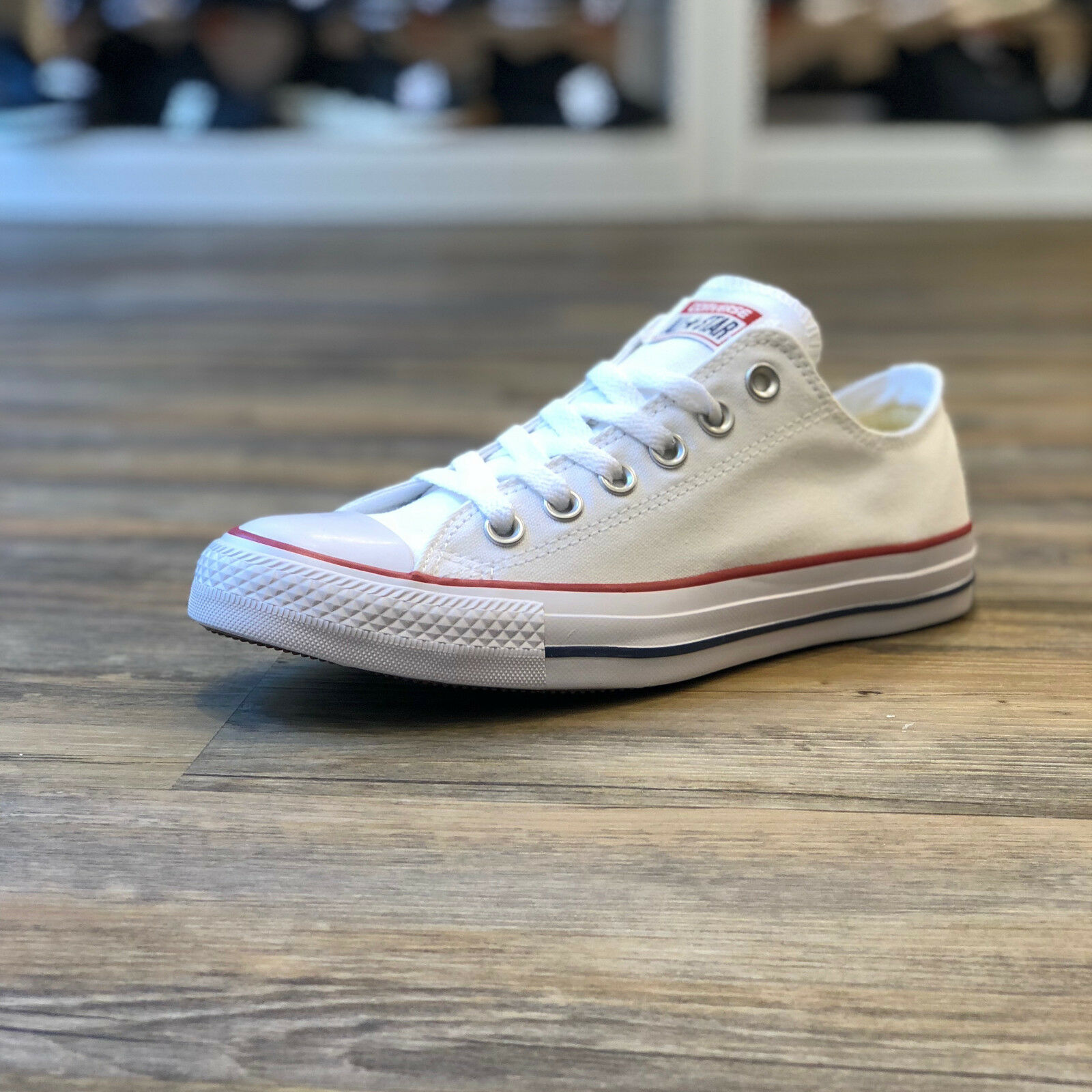 Converse All Star Star Star OS Low Taille 39,5 Blanc Chaussures Turn Basket  homme femme NOUVEAU m7652 | Simple D'utilisation  803dcb