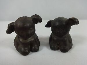 Cast-Iron-Miniature-Puppy-Dog-Paperweight