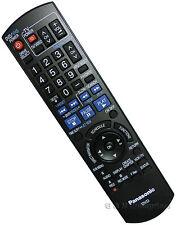 Panasonic N2QAYB000197 Remote Control for Dmr-ez48v DVD Recorder OEM