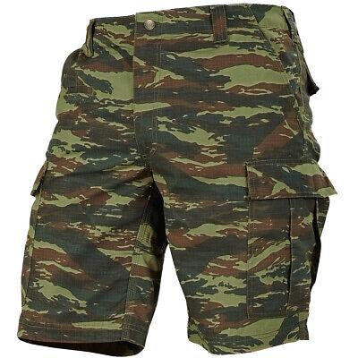 Propper BDU Shorts Zip Fly Combat Mens Bermuda Police Cargos Security Work Black
