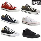 Converse  All Star Low Tops Mens Womens Unisex Canvas Chuck Taylor Trainers
