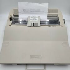 Smith Corona Pwp 2400 Electronic Portable Typewriter With Utility Disk