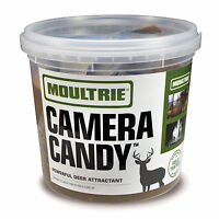 Moultrie Camera Candy Powerful Game Deer Attractant W/ Cam Strap, 3.25-lb Block on Sale