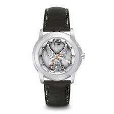 Harley Davidson 76A12 Men's Eagle Wristwatch