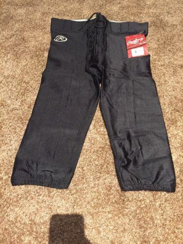 Rawlings F2540 Youth Black Football Pants NEW