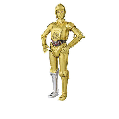 STAR WARS - C-3PO Episode IV A New hoffe s.h. Figuarts Action Figure Bandai