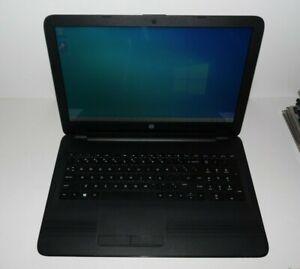 Hp 15 Ba009dx 2 00ghz Amd A6 7310 Apu 6gb Ram 256gb Ssd Windows 10 Home Ebay