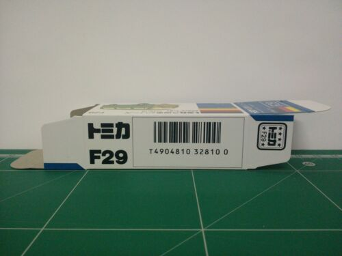 REPRODUCTION BOX for Tomica Blue Box No.F29 Volkswagen Microbus