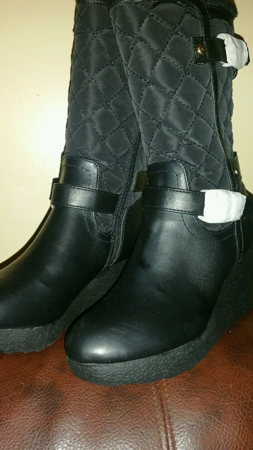 GUESS BOOTS BLACK COLOR SIZE 7.0 NICE & CHEAP