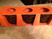 Hallmark Boo Tea Light Metal Holders