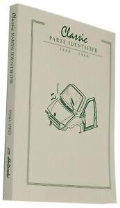 Hollander Classic Parts Identifier 1960 - 1989