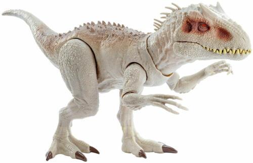 Mattel Jurassic World Dino Rivaux détruire /'N dévorer indominus Rex T-REX EN STOCK