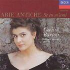 Bartoli Cecilia SI TU Mami If You Love Me 18thcentury Italian Songs CD