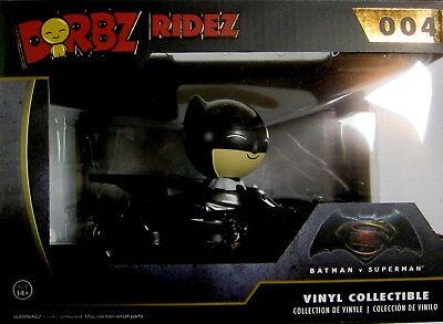 Funko Dorbz Ridez Starker Widerstand Gegen Hitze Und Starkes Tragen Vornehm Batman Vs Superman Batman & Batmobile Vinyl Figur