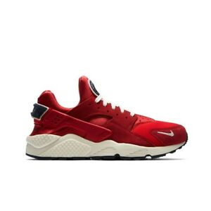 18aec8cd448 Nike Air Huarache Run PRM (University Red Sail-Blue) Men s Shoes ...