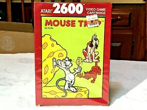 ATARI-2600-MOUSE-TRAP-GAME-FACTORY-SEALED-BOX-amp-USE-ON-7800-SYSTEMS-NOS