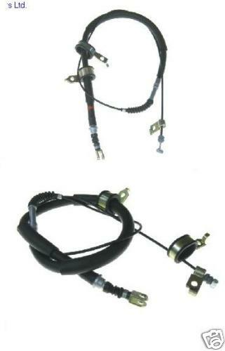 FOR TOYOTA MR2 MK1 AW11 REAR HANDBRAKE CABLE NEW  LEFT SIDE OR RIGHT SIDE