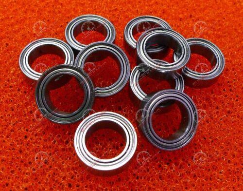 Metal Shielded High Precision Ball Bearings 30*37*4 6706ZZ 5 PCS 30x37x4 mm