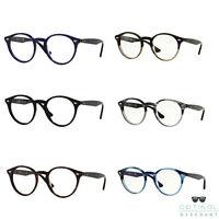 RB2180V Ray Ban occhiali da vista tondi montatura per occhiali uomo donna