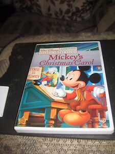 Mickeys Christmas Carol Dvd.Details About Disney Animation Collection Volume 7 Mickey S Christmas Carol Dvd 2009 Insert