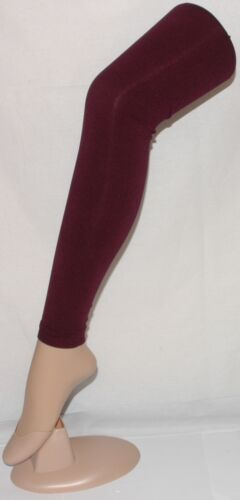Purple Footless Opaque Tights By Flirt A027.62 One Size