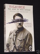 Valkyrie; The Plot to Kill Hitler by Philipp Von Boeselager - 2009-1st, WWII