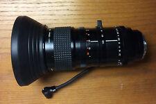 New Panasonic WV-LZ15/12 Prol TV Zoom Lens 10.5-126MM 1:1.6 JM 1.6-12x MGH  T-88