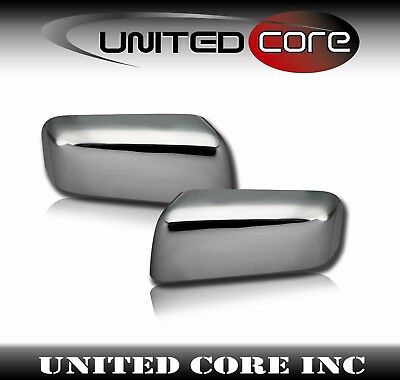 04-08 Ford F150 Truck Triple Chrome Plated Overlay Top Half Mirror Cover Trim