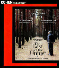 NEW Last Of The Unjust Blu-ray, US Release, Holocaust Documentary