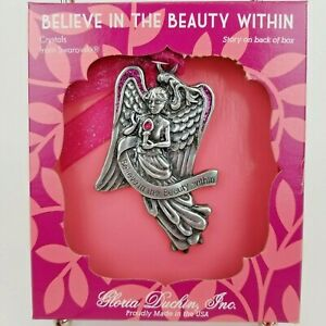 Gloria-Duchin-Angel-Ornament-Swarovski-Crystals-Believe-in-the-Beauty-Within