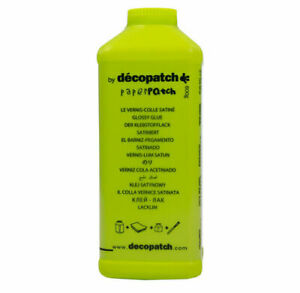 Decopatch Pp600 Paperpatch Varnish Glue 600g - Gloss