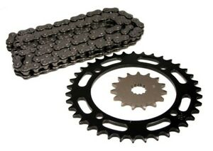 Details about Yamaha YFZ 450, 2004-2013, O-Ring Chain and 15/38 Sprocket  Set - More Speed