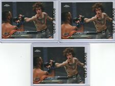 "(LOT of 3) ""Sugar"" SEAN O'MALLEY '18 Topps Chrome UFC 1st ROOKIE RC #84 Gem Mint"