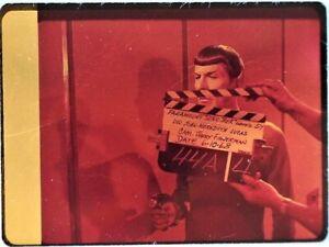 Star-Trek-TOS-35mm-Film-Clip-Slide-Elaan-Troyius-Clapper-Board-Spock-Phaser-139