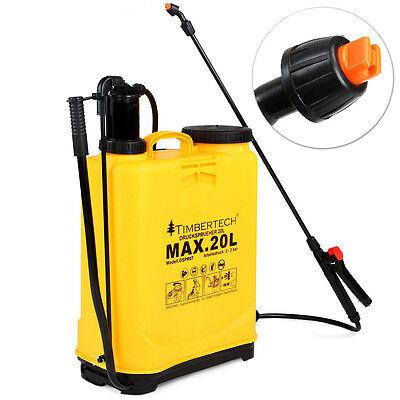 Pompa a pressione spruzzatore giardino pompa a pressione vaporizzatore 20 litri