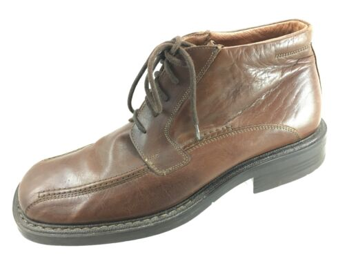 Derby Bottesini Italy Oxford Shoes Sh24 12m Ciclismo Brown Us Casual Leather Toe gpvpH