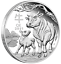 2021-Australia-PROOF-Lunar-Year-of-the-Ox-1oz-Silver-1-Coin-Series3 thumbnail 5