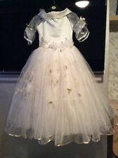 Flower Girl Princess Pageant Party Formal Bridesmaid Dress 8-12years