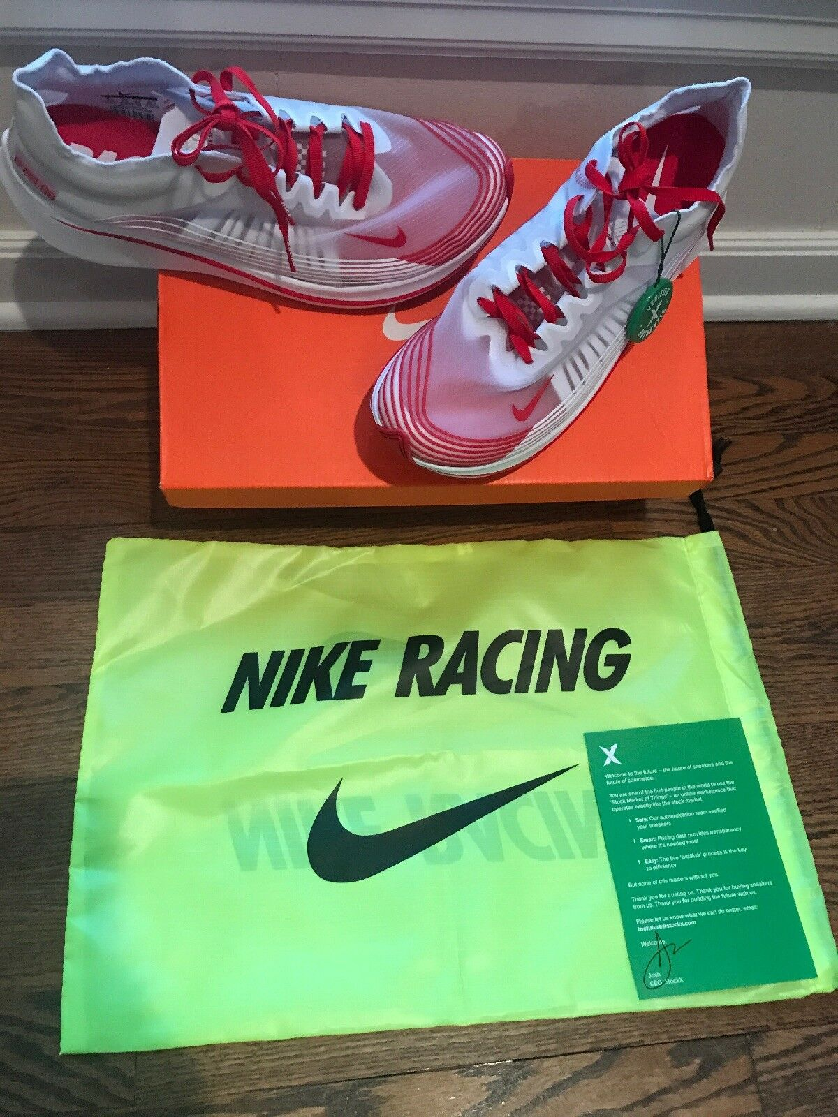 Nike Zoom Fly SP Size 8.5