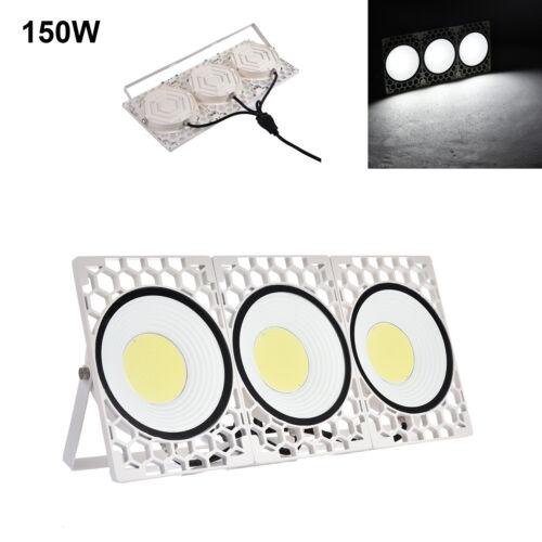 LED Fluter 50W 100W 150W 200W Flutlicht COB Außen Strahler Kaltweiß Leuchte NEU