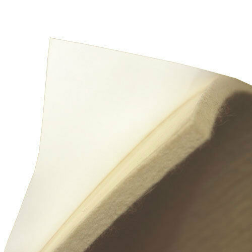 """F1 SAE PRESSED WOOL FELT WITH ADHESIVE 12/"""" X 12/"""" SQUARE"""