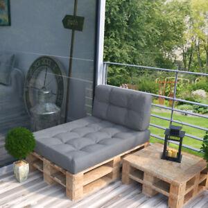 Vicco Pallet Cushion Seat Cushion Sofa Pallet Furniture Couch 15 Cm