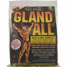 Hot Stuff Gland All Raw Gland Complex - 30 Packets