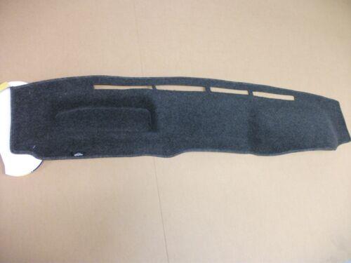 Dash Mat for Landcruiser Prado 95 Series  Black 1996-2002 without lh air bag
